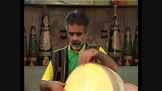 مرشدمحمدبرجی(تهران) در اولین جشنواره مرشدان برتر ایران