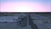 فرودگاه بین المللی فرانکفورت برای شبیه ساز پرواز