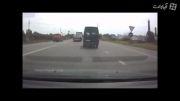 کشته شدن سه نفر با کامیون