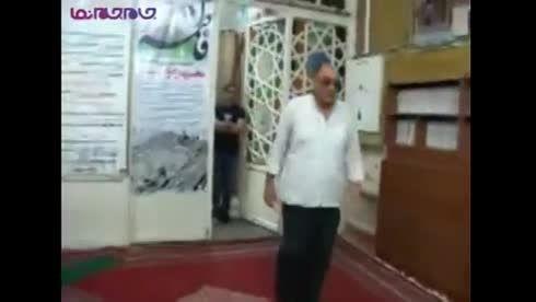 قبر حاخام بزرگ یهود در مسجد مظفری ؟!