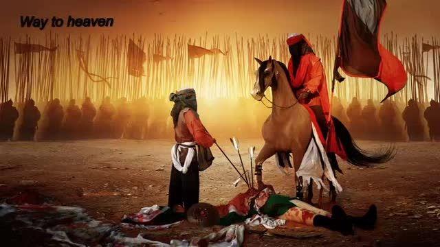 شب یازدهم شام غریبان ( حاج محمود کریمی ) روضه