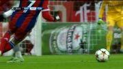 بایرن مونیخ 3-0 زسکا موسکو (خلاصه بازی)