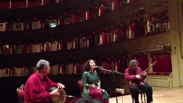 کنسرت حسین علیزاده در میلان