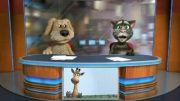 سخنرانی خنده دار گربه ی سخنگو و سگ سخنگو قسمت ۳