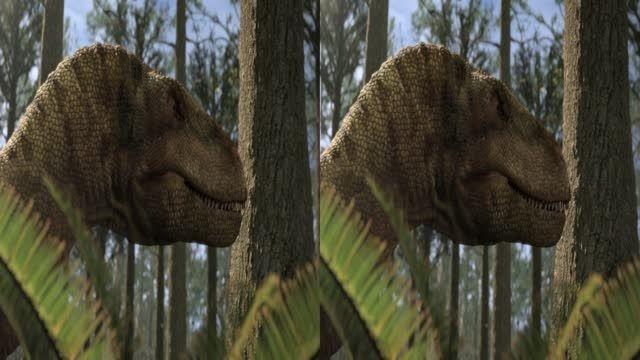 قسمت کوتاه انیمیشن سه بعدی  Planet Dinosaur 2011 3D