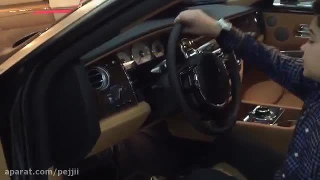 2015 Rolls Royce Ghost EWB 2015 رولز رویس شبح EWB
