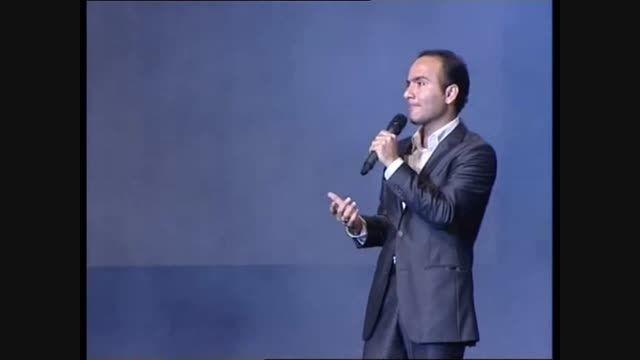 تقلید صداها و استند آپ کمدی خنده دار حسن ریوندی - جدید