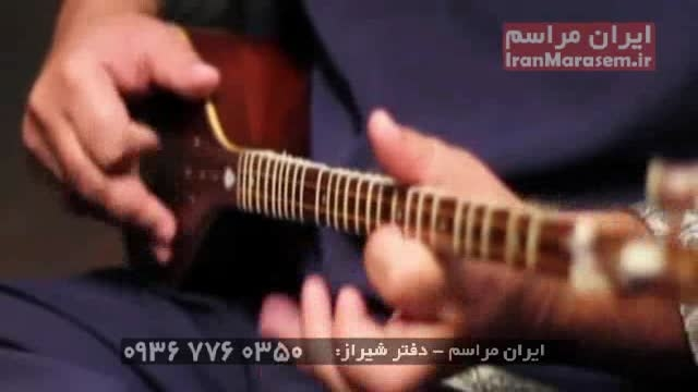 """گروه موسیقی سنتی عندلیب شیراز - کلیپ """"عقل و جان"""""""