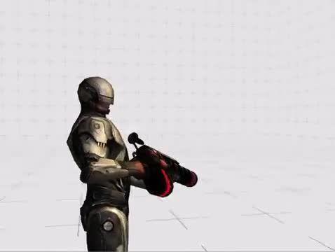 اندسافت-تریلر بازی RoboCop پلیس آهنی