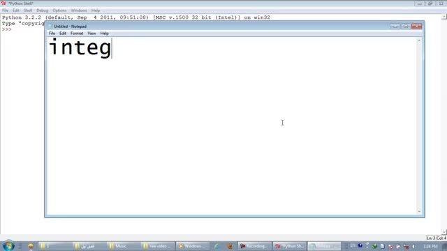 آموزش برنامه نویسی پایتون- قسمت اول