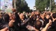 یزدان نیوز: سینه زنی در مراسم تشییع پیکر آیت الله