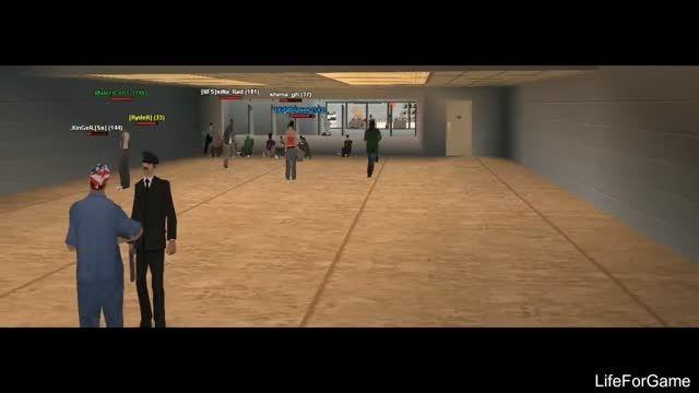 ویدئو ای از بهترین سرور سمپ ایران، لایف فور گیم RPG