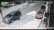 سارق مسلح و کشتن مردی برای یک کیف پر از پول
