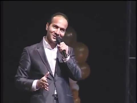 اجرای بسیار دیدنی و طنز حسن ریوندی به همراه محمود شهریا