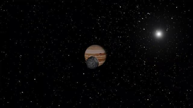 طرح فضاپیمای جدید ناسا برای مطالعه ی دنباله دارها