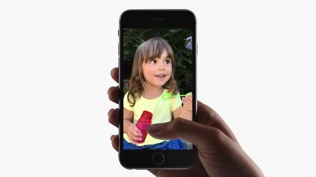 رونمایی اپل از دو گوشی آفون 6 اس و آیفون 6 اس پلاس
