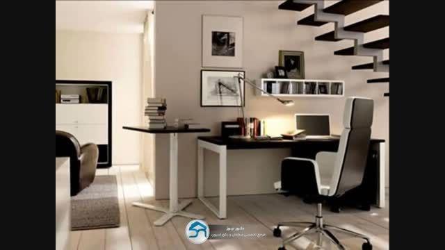 دکوراسیون دفتر کار منزل | دکور نیوز