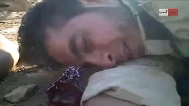 لحظات آخر یک شهید «مدافع حرم»