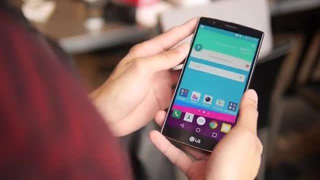 با پرچمدار ال جی از نزدیک آشنا شوید. LG G4 Hands-on