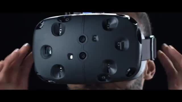 ویدئو تبلیغاتی رسمی هدست واقعیت مجازی Vive
