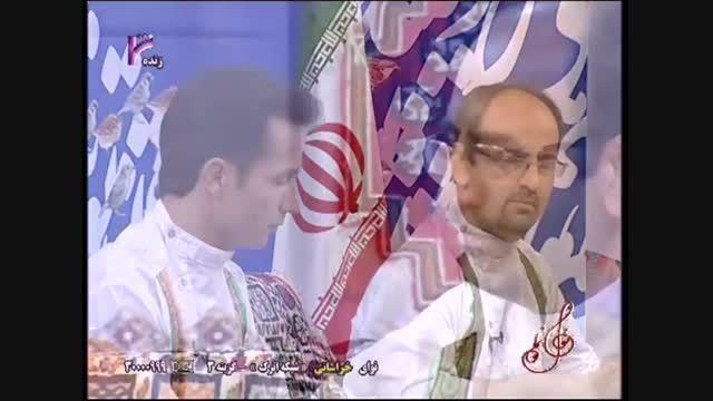 آهنگ جلگه جاجرم (دوتار توسط استاد شعبان اسلامی)