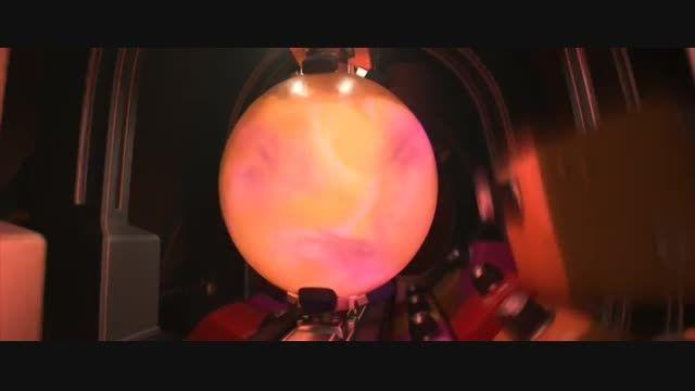موزیک ویدیو فناناپذیر از انیمیشن شش ابر قهرمان