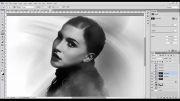 آموزش ویدیویی ایجاد افکت نقاشی بر روی عکس-بخش دوم