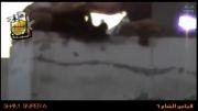 تک تیر انداز وهابی و سربازان سوری(6)