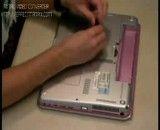 آموزش تعمیرات کامپیوتر بازکردن لپ تاپ سونی Sony Vaio Fan Rep