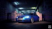 رینگ آئودی Audi S5 - Vossen CVT Directional Wheels