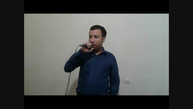 بازخونی اهنگ زخم محمد علیزاده