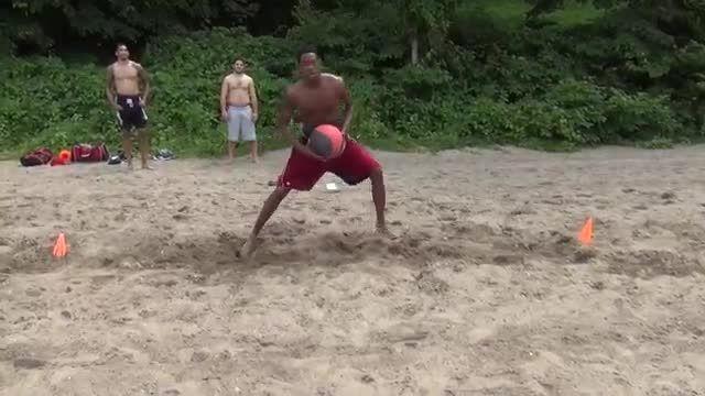 NBA Training Days - MarShon Brooks - Speed