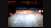 چراغ قوه ی دست ساز خودم (2)