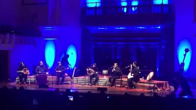 سامی یوسف - اجرای ترانه سوگواری در کنسرت لندن 2015