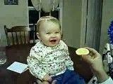 لیمو ترش بچه باحال