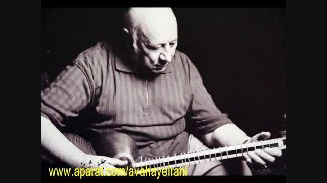 اجرای زیبای آهنگ سلطان قلبهابا تار توسط استادجلیل شهناز