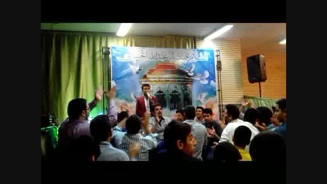 کربلا خونمه ازچی دل بکنم...کربلایی محمدجواد حیدری