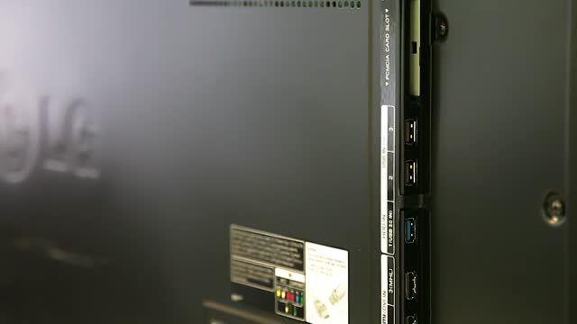 تلویزیون فول ال ای دی اولترا نانو ال جی LA970V