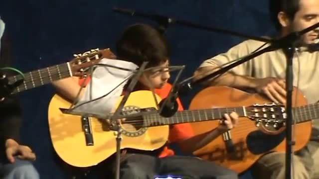 گروه هنرجویان گیتار مجید نادری-کنسرت شماره 11 آموزشگاه