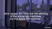 تست های اپل برای خم شدن آیفون 6 و 6 پلاس