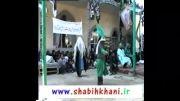 تعزیه تاسوعا 1372:مکالمه حضرت علی (امام غایب) و حضرت عباس