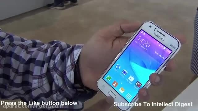 Samsung Galaxy J1 4G فروشگاه اینترنتی پونصد