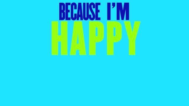 موزیک ویدیو happy (خیلی خنده دار و باحال)