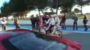 سریعترین دوچرخه جهان با سرعت 333 کیلومتر بر ساعت