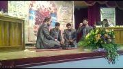 گروه تواشیح مسک استان اصفهان-مسابقات کشوری تواشیح بسیج دانشجویی بوشهر-قسمت سوم