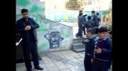 مراسم عزاداری دهه اول محرم در دبستان غیر دولتی مفتاح دانش