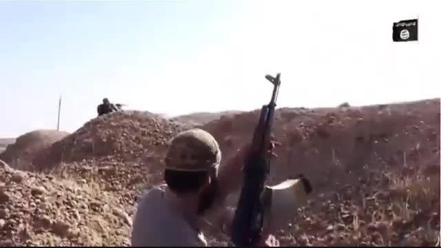 سلفی و تک تیرانداز -سوریه-عراق-داعش