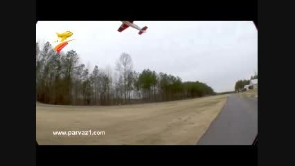 پرواز هواپیمای بدون سرنشین