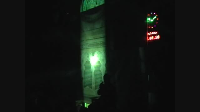 شب هفتم محرم 94 روضه طفلان حضرت زینب  حاج ابراهیم کاظمی