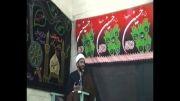 سخنرانی حاج آقا دوستی در مورد صفات علمدار کربلا